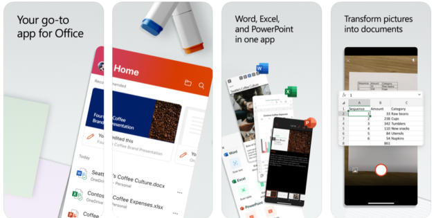 Microsoft Office, una app para gobernarlas a todas: Word, Excel y Power Point