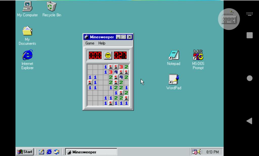 ¿Echas de menos Windows 98? Esta app revive el sistema operativo de Microsoft en tu móvil