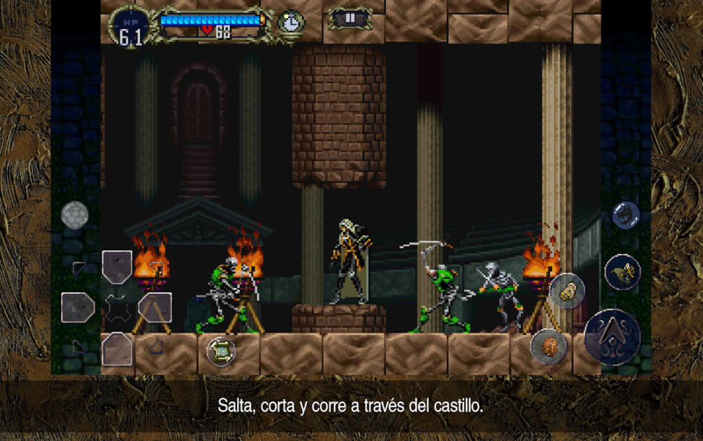 Castlevania: Symphony of the Night, ya disponible para iOS y Android
