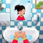 Este juego móvil recuerda a tu hijo o hija lo importante que es lavarse las manos