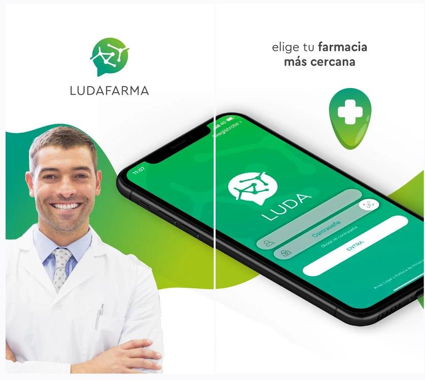 Luda Farma, la app que evita desplazamientos innecesarios a la farmacia durante la cuarentena