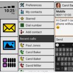 Big Launcher convierte cualquier smartphone Android en un teléfono para personas mayores