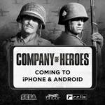 El juego Company of Heroes aterrizará en iPhone y Android a finales de año