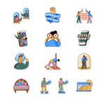 WhatsApp lanza un pack de stickers para la cuarentena