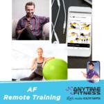 La cadena de gimnasios Anytime Fitness lanza el sistema Remote Training a través de su aplicación