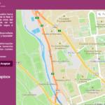 1km, la app que te marca hasta dónde puedes llegar corriendo o de paseo en la fase 0