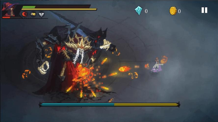 El juego de lucha en mazmorras Dark Raider ya está disponible para iOS y Android