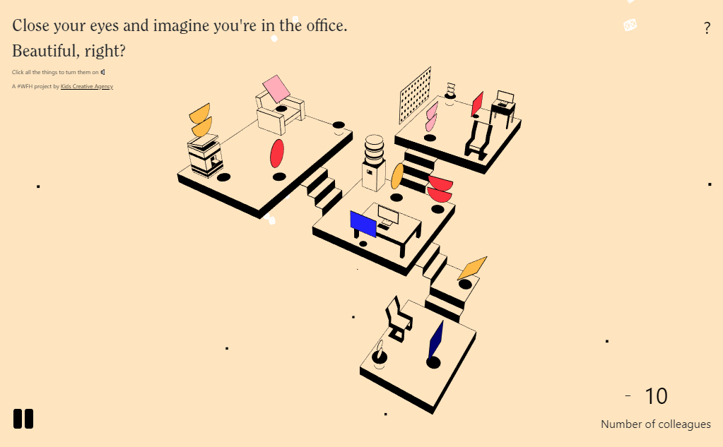 Esta app replica los sonidos propios de tu oficina por si la echas de menos