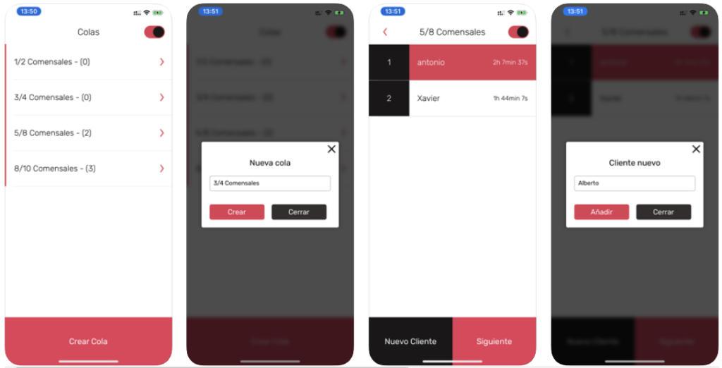 iTurnApp, la aplicación para coger turno por anticipado en restaurantes y otros establecimientos