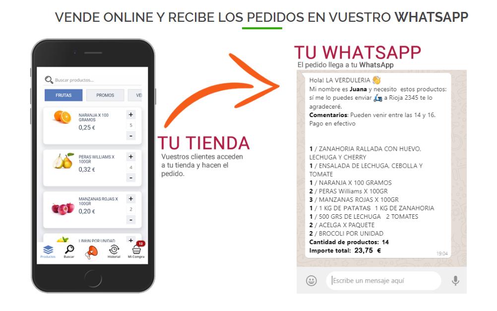 Nace Mercapp, una herramienta para que los comercios creen su tienda online solo usando WhatsApp
