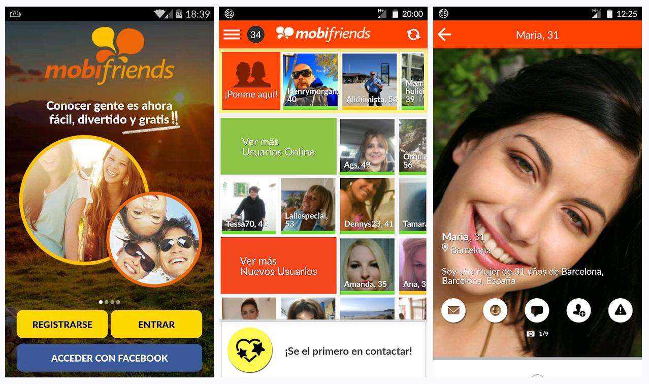 Mobifriends deja al descubierto los datos de sus 3,7 millones de usuarios