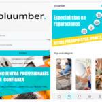 Pluumber, la app para encontrar manitas y profesionales de las reparaciones y reformas