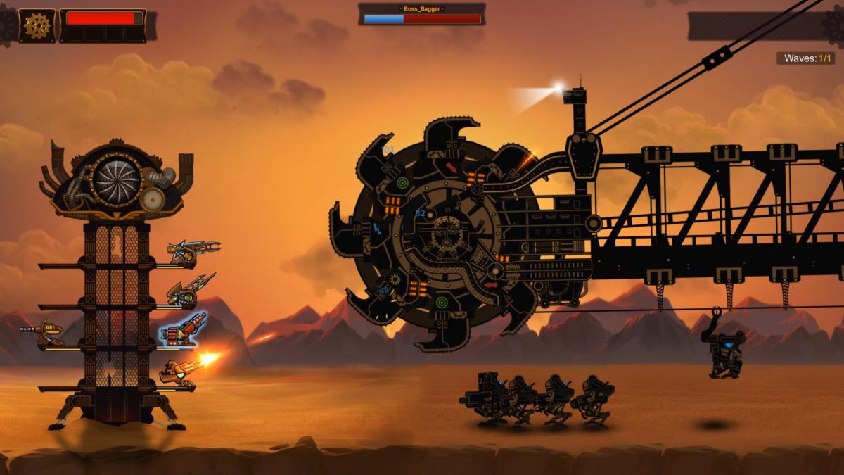 Steampunk Tower 2, ya disponible para iOS