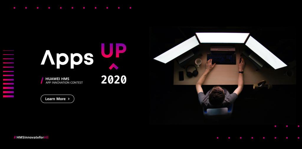 Huawei lanza el concurso AppsUp para desarrollar aplicaciones de Huawei Mobile Services