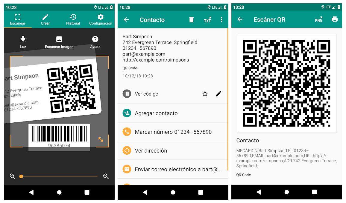 El inesperado éxito de Lector de códigos QR & Barras, una app para escanear códigos Bidi