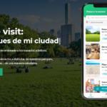 LetMeVisit, una app para gestionar el aforo en parques, playas, mercadillos y otros espacios públicos