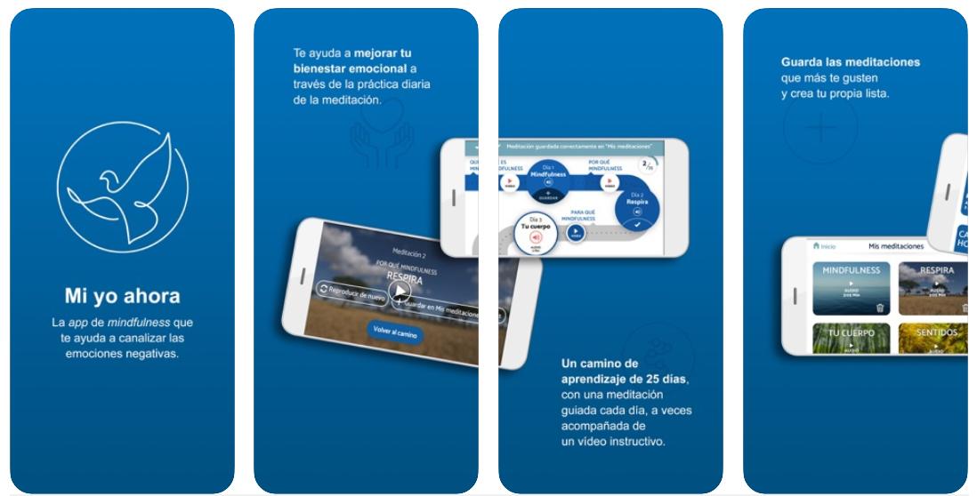 Nace Mi Yo Ahora, una app de mindfulness para combatir los efectos psicológicos del coronavirus