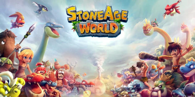 StoneAge World, un Pokémon prehistórico que ya está disponible para iOS y Android