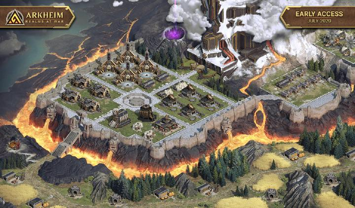 Arkheim- Realms at War aterriza en iOS y Android