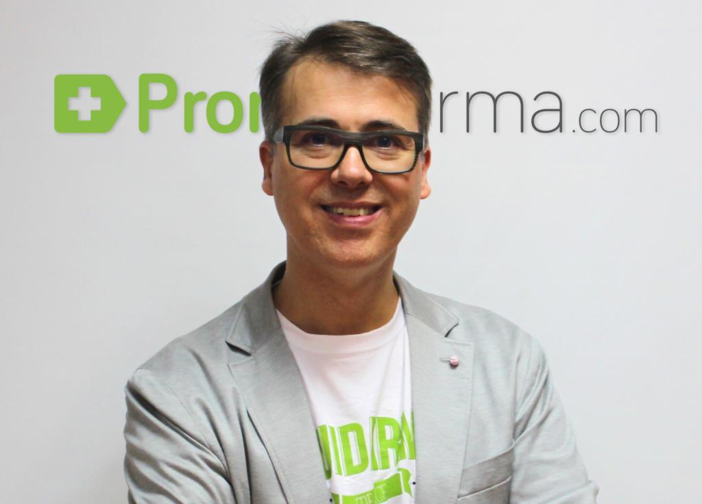 """PromoFarma: """"Hemos avanzado en hábitos de consumo online el equivalente a casi dos años de actividad"""""""