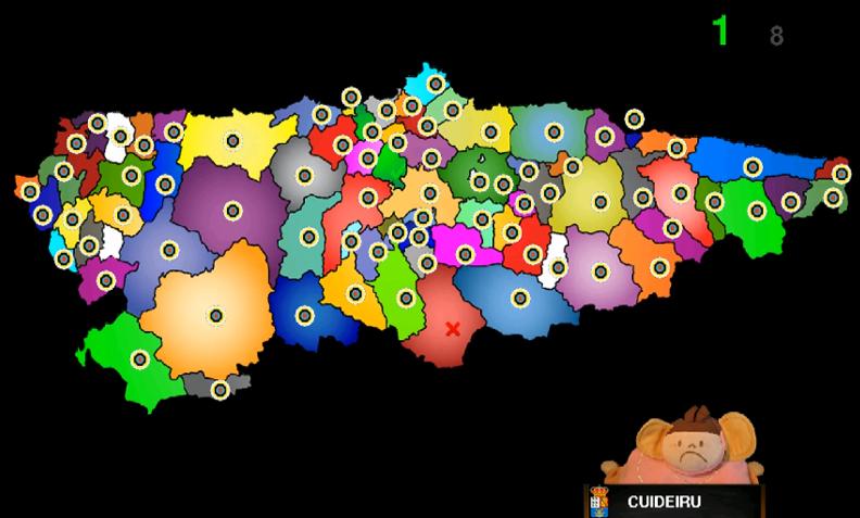 Esta app te ayuda a conocer la geografía de Asturias de manera divertida