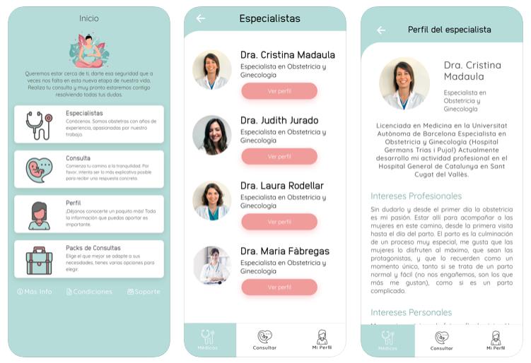 Pregnantis, la app que te acompaña y solventa las dudas durante tu embarazo