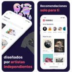 Compra camisetas y mascarillas de diseñadores y artistas independientes con la app de Redbubble