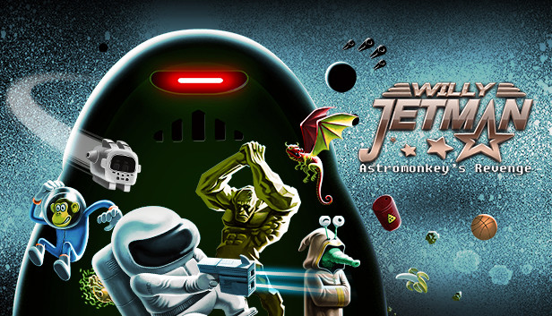 Willy Jetman: Astromonkey´s Revenge, ya disponible para iOS y Android