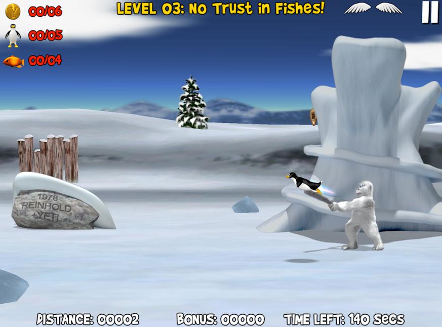 Los juegos móviles sobre nieve más curiosos que puedes encontrar