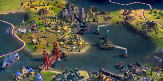Civilization VI y sus dos expansiones conquistan Google Play