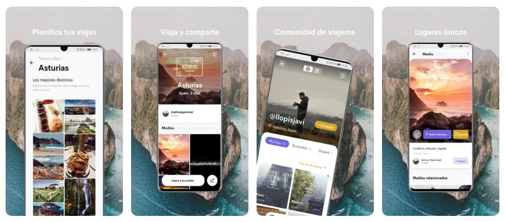 Passporter app aterriza en la Huawei AppGallery