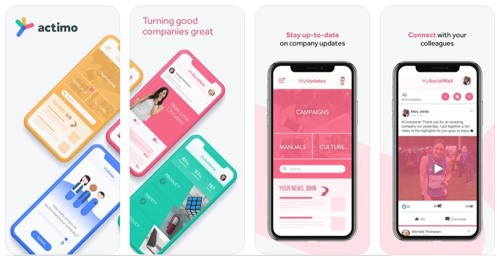 Kahoot! adquiere la app empresarial Actimo