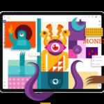Adobe Illustrator aterriza en el iPad