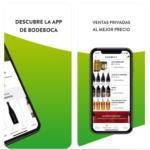 La app de Bodeboca te permite comprar vinos exclusivos con descuento