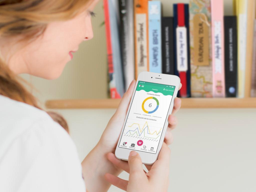 COwin-KIDS, la app que permite a los padres medir la exposición de sus hijos al coronavirus en las aulas