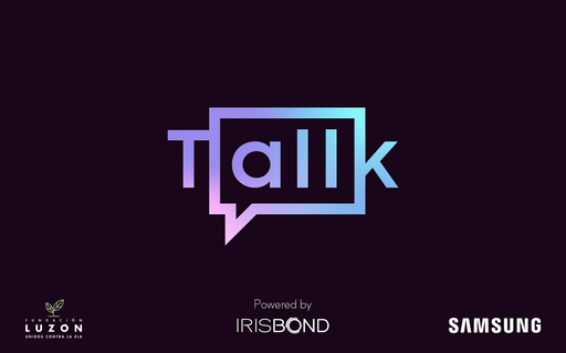 Samsung presenta Tallk, una app para que los pacientes de ELA se comuniquen con la mirada