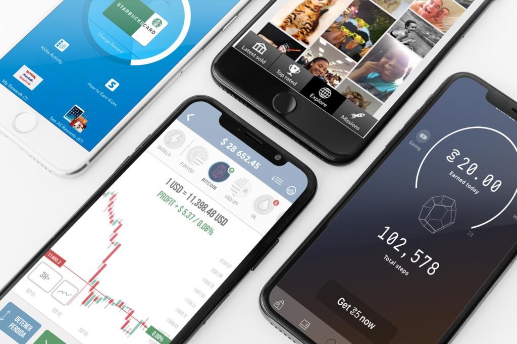 Las 5 mejores aplicaciones lucrativas del 2020