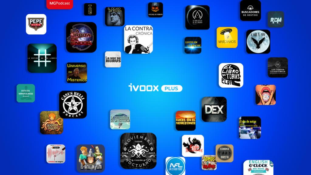 iVoox lanza iVoox Plus, su servicio de suscripción