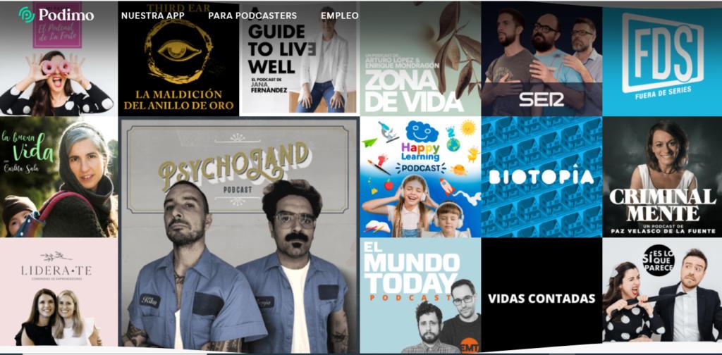 """Podimo: """"España tiene uno de los mayores índices de crecimiento de escucha de podcasts a nivel mundial"""""""