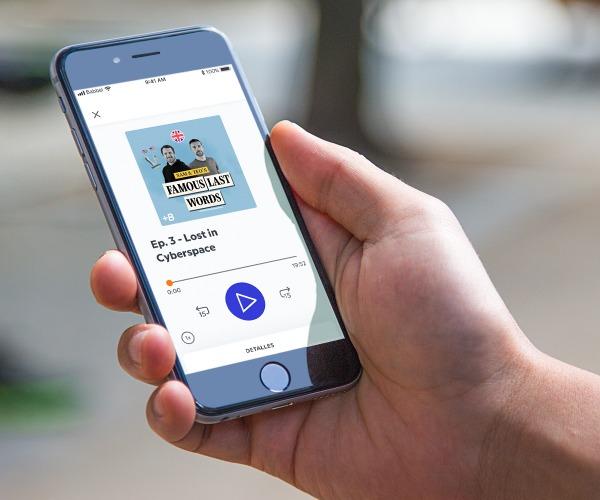 La app de idiomas Babbel comienza a ofrecer podcasts
