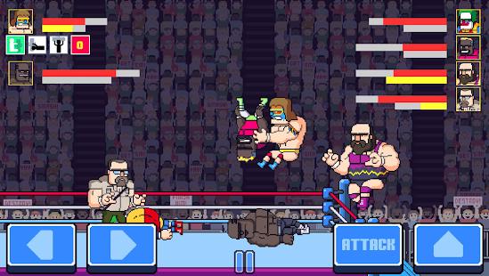 Rowdy City Wrestling, el juego que muestra toda la pantomima de la lucha libre