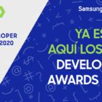 Samsung premiará a sus desarrolladores de apps en los Top Developers Awards
