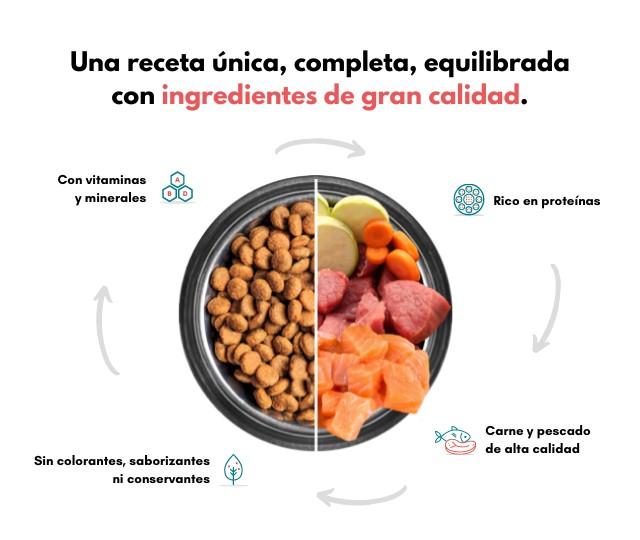"""Happets: """"La comida personalizada para perros permite adaptar su dieta a las características, gustos e intolerancias de cada peludo"""""""