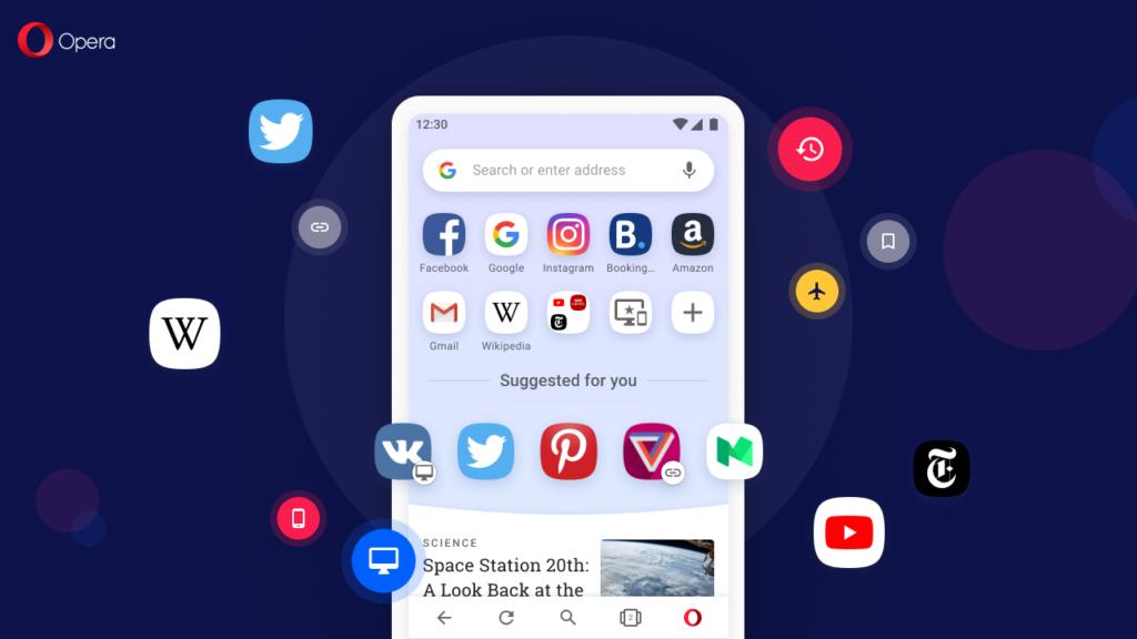 """""""Opera es significativamente mejor que Safari y la gente quiere tener libertad para elegir navegador"""""""