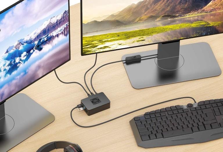 Raspberry Pi 400, o cómo comprar un ordenador con el tamaño de un teclado