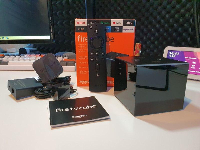 Fire Tv Cube: Un TV Box para gobernarlo todo y atarlo a Alexa