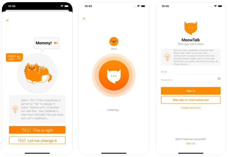 Así funciona MeowTalk, la app que interpreta los maullidos de tu gato