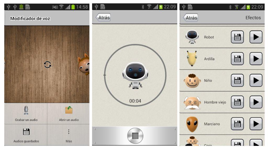 Un modificador de voz se aúpa al séptimo puesto de las apps más populares de Google Play