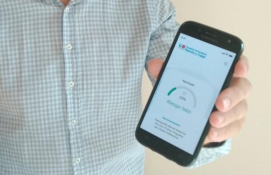 Una app ayudará a prevenir el riesgo de padecer cáncer de mama