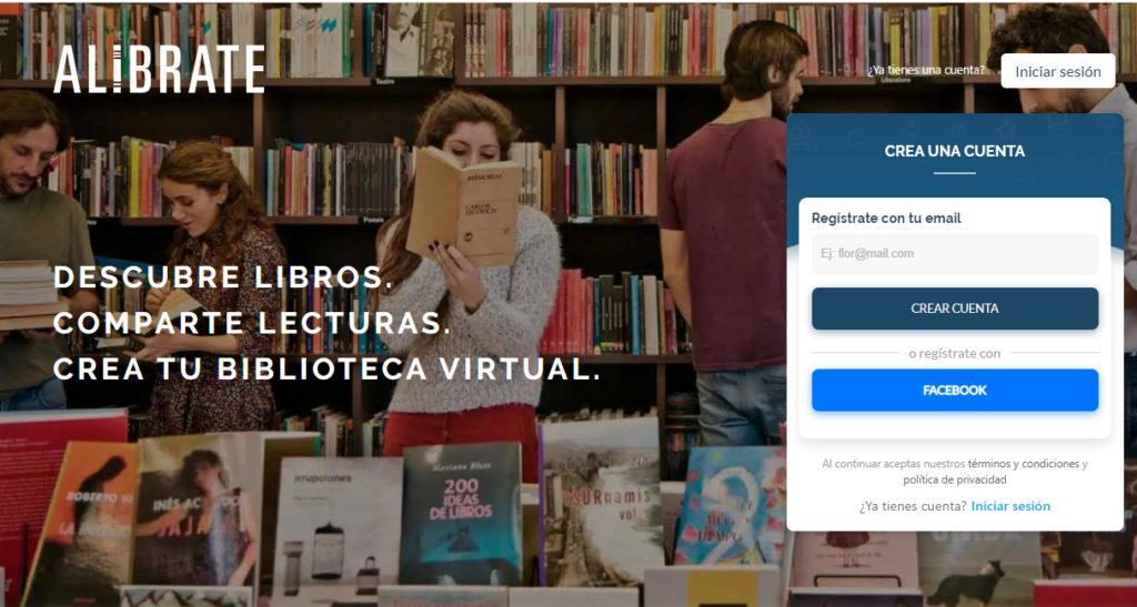 """Alibrate: """"Dicen que somos el Spotify de los libros, aunque las comparaciones son difíciles"""""""